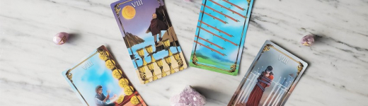Which Tarot Suit Matches Your Personality?