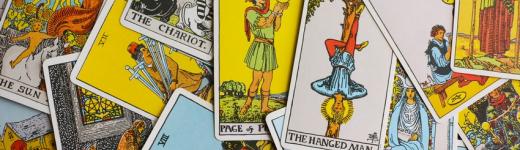 Which Major Arcana Tarot Card Describes Your Life Right Now?