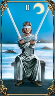 2 of Swords