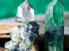 10 Crystals to Promote Positivity This Holiday Season