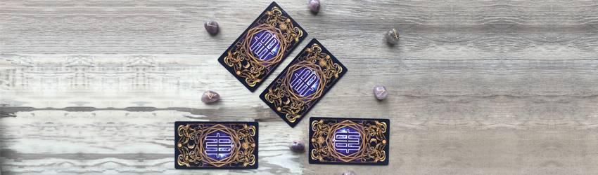 A Tarot spread for Libra season using the Astrology Answers master tarot deck.