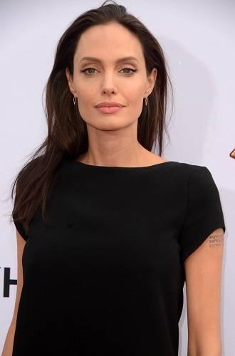 Angelina Jolie, an award-winning Gemini celebrity