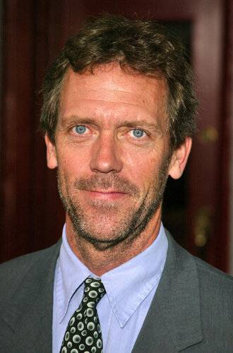 Hugh Laurie, Gemini actor and celebrity