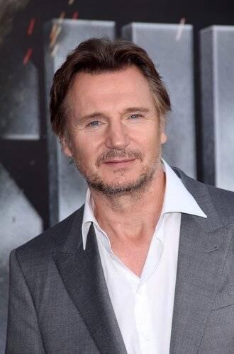Liam Neeson, Gemini actor and celebrity