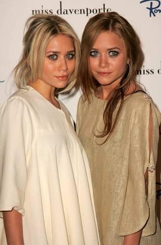 Olsen twins, Gemini celebrities