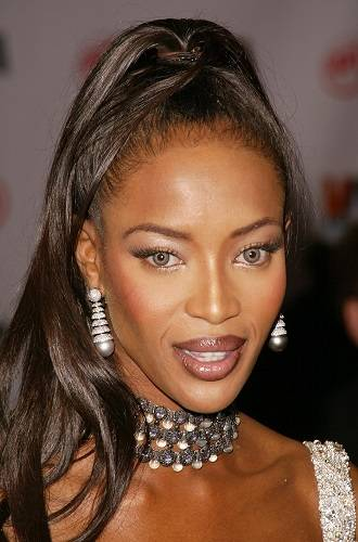 Naomi Campbell, Gemini model and celebrity