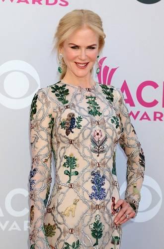 Nicole Kidman, Gemini actress and celebrity