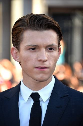 Tom Holland, Gemini actor and celebrity