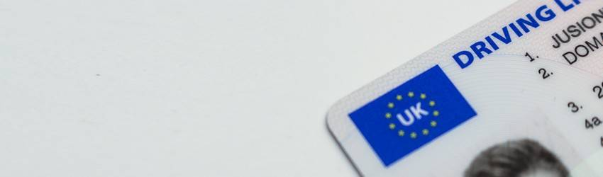 The side of a European identification card is on screen.