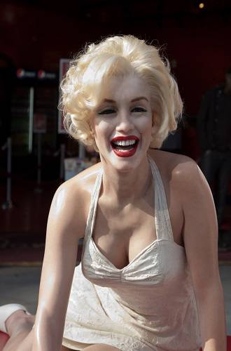 Marilyn Monroe, a Gemini Celebrity
