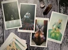 An Energizing Mercury Direct in Libra 4-Card Tarot Spread