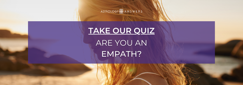 are you an empath quiz