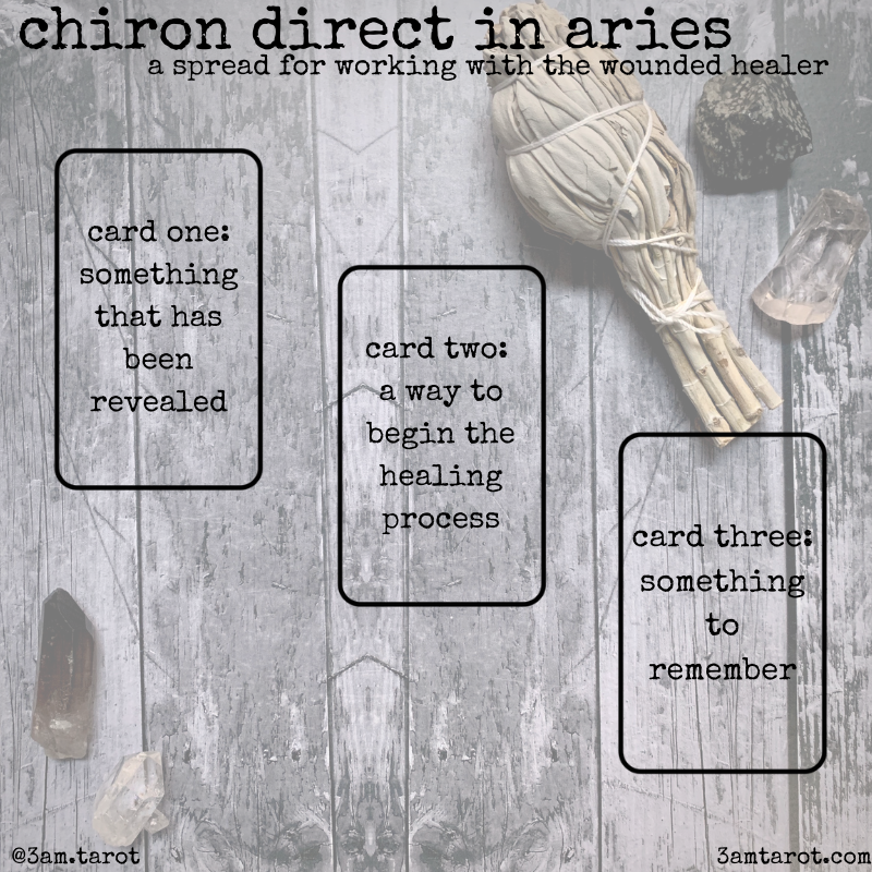 chiron-direct-in-aries-tarot-spread