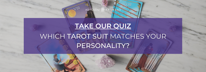 which tarot suit are you quiz